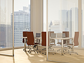 Business, office, modern conference room, 3D Rendering - UWF000789