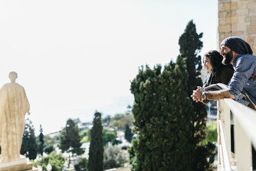 Spain, Tarragona, Young couple - JRFF000457
