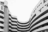 Spain, Palma de Mallorca, facade of a hotel - VIF000452