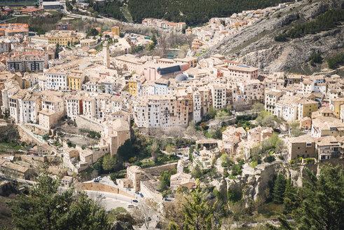 Spain, Cuenca, cityscape - EPF000016