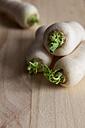Turnips on wood - VABF000252