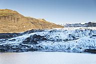 Iceland, view to Vatnajokull at Vatnajokull National Park - EPF000022