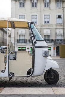 Portugal, Lisbon, Moto Taxi - MAUF000287