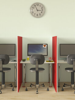 Individual styling of computer workplace - UWF000795