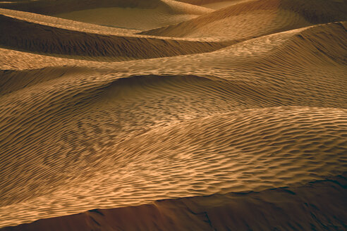 Tunisia, Sand dunes in the Sahara desert, Great Eastern Erg - DSGF001077