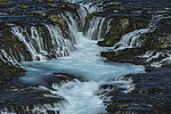 Iceland, Bruara River with Bruarfoss waterfall - PAF001630
