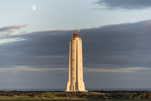 Iceland, Snafelsness, Lighthouse of Malariff - PAF001666