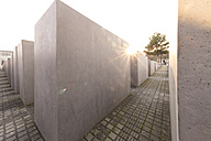 Germany, Berlin, Holocaust memorial - CM000363