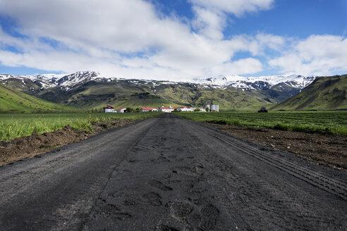 Iceland, volcano Eyjafjallajokull - PAF001702
