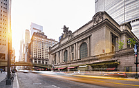 USA, New York City, Manhattan, Grand Central Station - HSIF000422