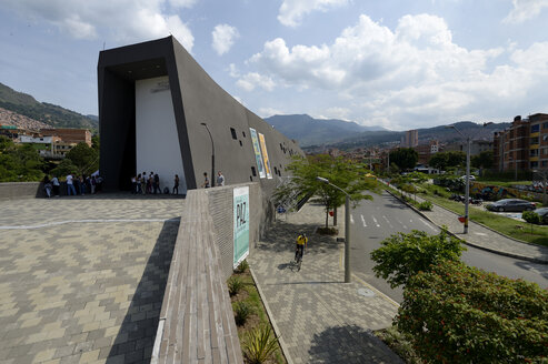 Colombia, Medellin, Museo Casa de la Memoria - FLK000627