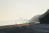 Germany, Dierhagen, beach in the morning - ASCF000558