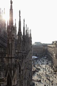 Italy, Milan, Milan Cathedral - NDF000571