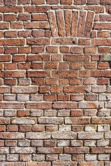 Brick wall, close-up - LCF000012