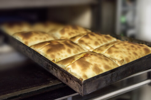Freshly baked filled focaccia - CSTF001031