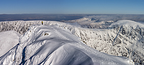 United Kingdom, Scotland, Ben Nevis, Panoramic view of Carn Mor Dearg - ALRF000384