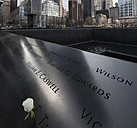 USA, New York City, Manhattan, 9 11 Memorial - FC000891