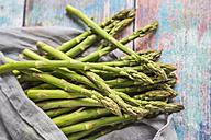 Mini organic green asparagus - SARF002678