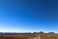USA, Utah, Monument Valley and Highway 163 - GIOF000859