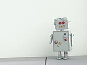 Robot with lovesickness, 3D Rendering - UWF000844