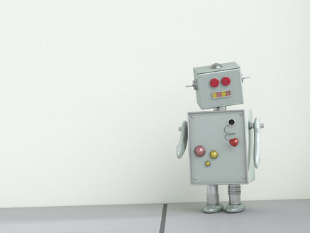 Robot with lovesickness, 3D Rendering - UWF000844