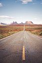USA, Arizona, road to Monument Valley - EPF000074