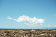 Spain, Tenerife, Beach and cloud formation - SIPF000364