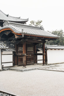 Japan, Kyoto - Old Japanese Temple in Kyoto (Shokoku-ji Temple) - JUB000152
