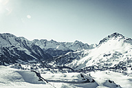 Italy, Poschiavo in winter - DWIF000715