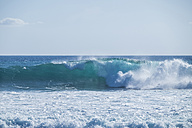 Spain, Tenerife, Atlantic ocean, wave - SIPF000396