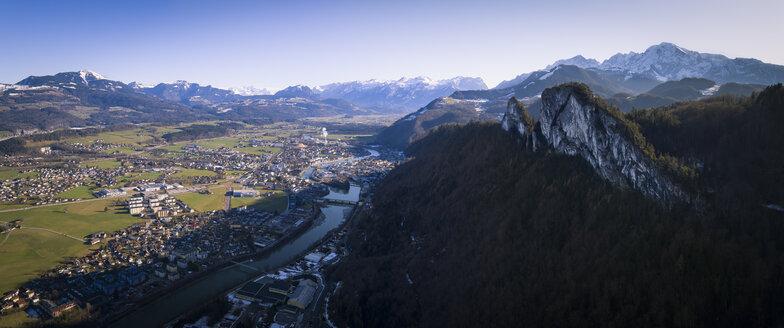 Austria, Salzburg State, Hallein and Barmsteine mountain - STCF000190