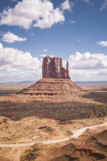 USA, Utah, Monument Valley - EPF000079