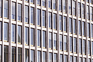 Germany, Berlin, part of facade of an office building - CMF000429