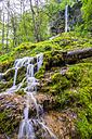 Germany, Bad Urach, Swabian Alb, Urach waterfall - WGF000861