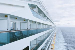 On board of a cruise ship, Mediterranean Sea - MEMF000944