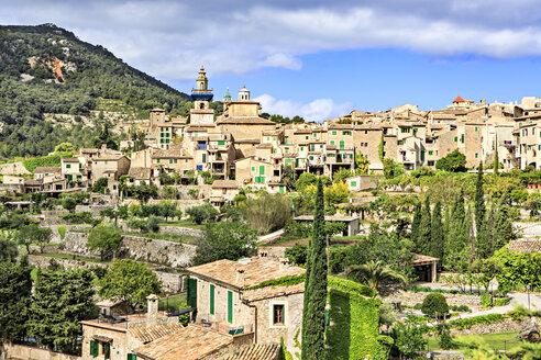 Spain, Balearic Islands, Mallorca, Valldemossa, village - VT000522
