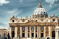 Italy, Lazio, Rome, Vatican City, St. Peter's Basilica - CSTF001066