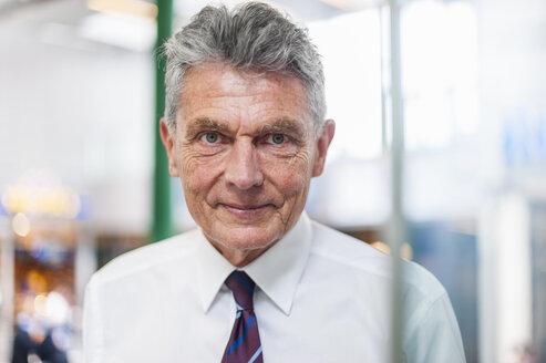 Portrait of confident senior businessman - DIGF000551