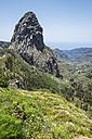 Spain, La Gomera, rock formation - SIPF000510