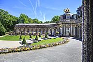 Germany, Bavaria, Bayreuth, Eremitage, Sun temple - VT000531