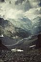 Italy, Lombardy, valley near Chiareggio in Valmalenco - DWIF000744