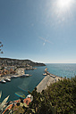 France, Provence-Alpes-Cote d'Azur, Nizza, port entrance - VIF000478
