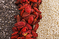 Chia, dried wolfberries and quinoa - ODF001389
