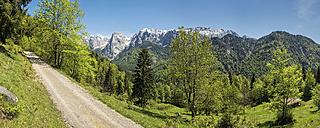 Austria, Tyrol, Alps, Kaisertal, Wilder Kaiser - STSF001026