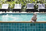 Girl in swimming pool - SBOF000022