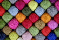 Colourful balls of wool - HLF000984