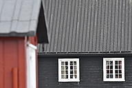 Iceland, one-family houses in a fishing village - FDF000191