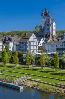 Germany, Rhineland-Palatinate, Diez, Count's castle Diez - MH000393