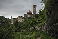 Spain, Catalonia, Rupit, typical Spanish village - SKCF000094