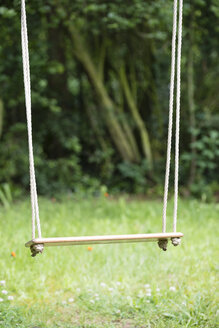 Swing in garden - MYF001600